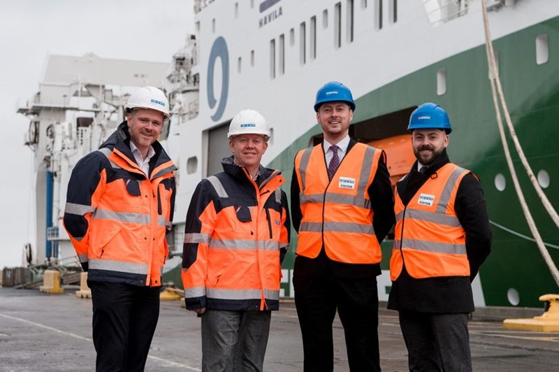 North East college and port link up to provide offshore energy training