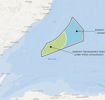 Smulders to build three offshore transformer modules for the Moray East wind farm