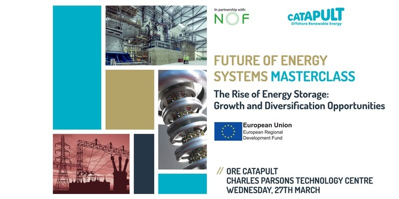 Future of Energy Systems Masterclass  THE RISE OF ENERGY STORAGE: GROWTH AND DIVERSIFICATION OPPORTUNITIES
