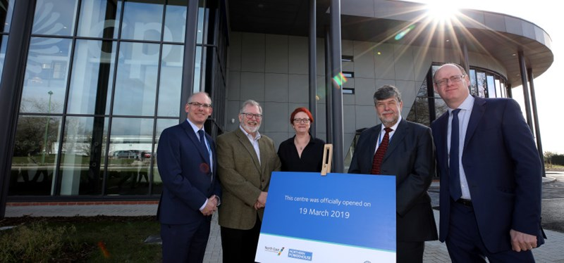 CPI launches national healthcare photonics centre in County Durham