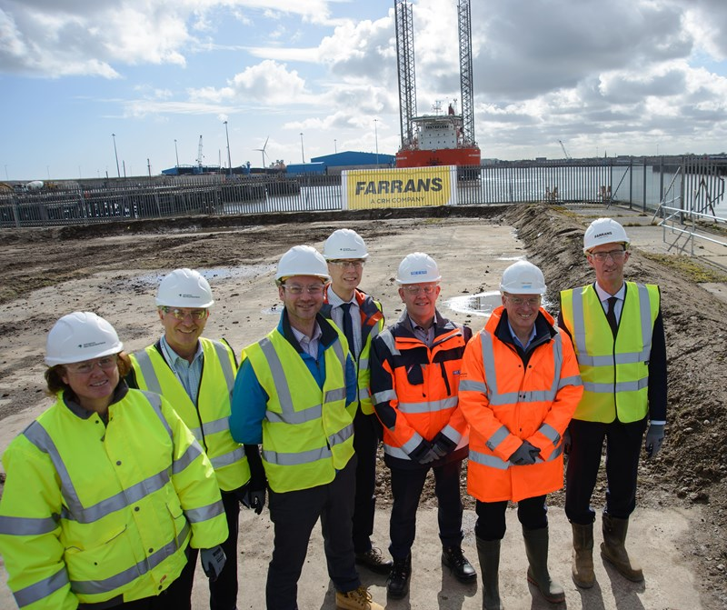 Work Starts at £30m Northumberland Energy Park Site