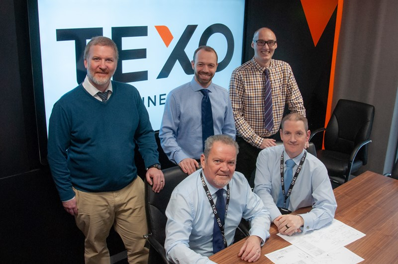 Texo Engineering appoint new directors and open Port of Blyth office