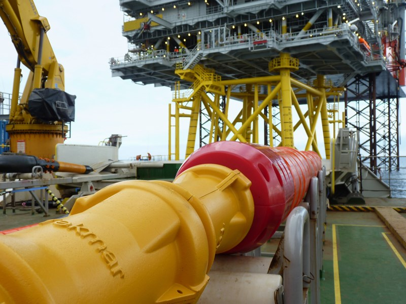 Tekmar Energy awarded Innogy's Triton Knoll cable protection by Boskalis