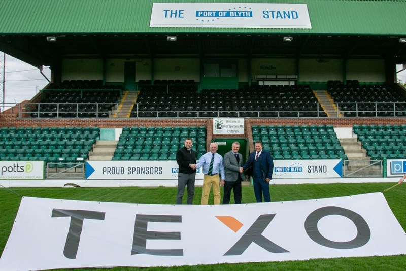Sponsor | TEXO announced as Spartans sponsor