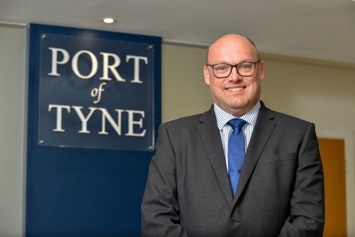 New Director joins Port of Tyne - NOF