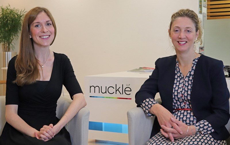 Muckle LLP appoint commercial law specialist