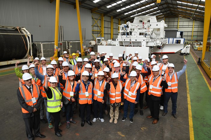 North East England Offshore Wind Study Tour