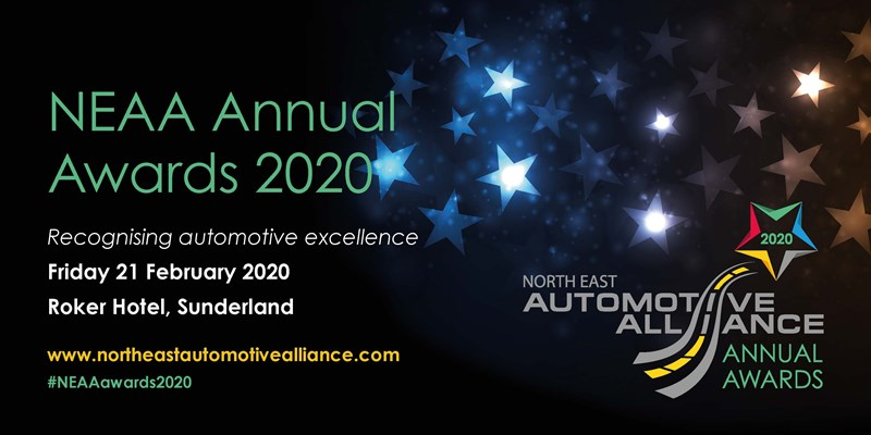 The North East Automotive Alliance Annual Awards 2020