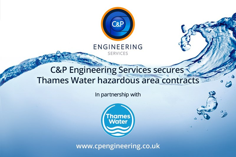 C&P Engineering Services secures Thames Water hazardous area contracts