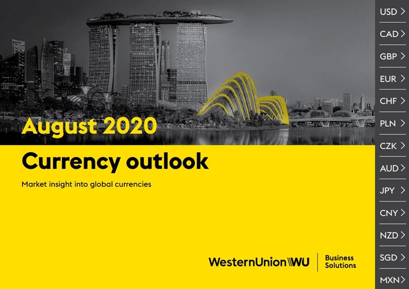 Western Union Business Solutions - Monthly Currency Outlook