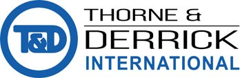 Thorne & Derrick | Approved & Verified Supplier Status to GE Renewable Energy