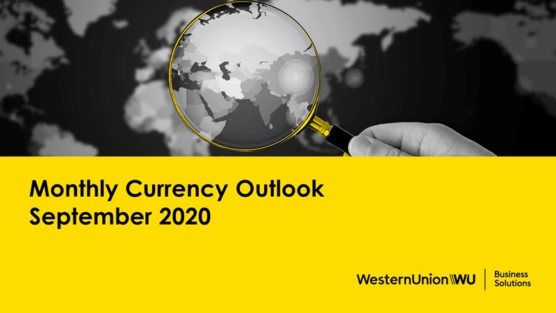 Western Union- Monthly Currency Outlook