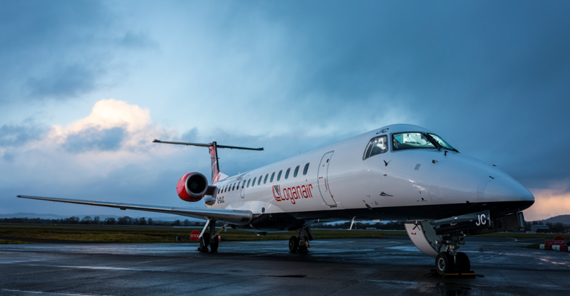 Loganair announces double daily flights from Newcastle to Aberdeen