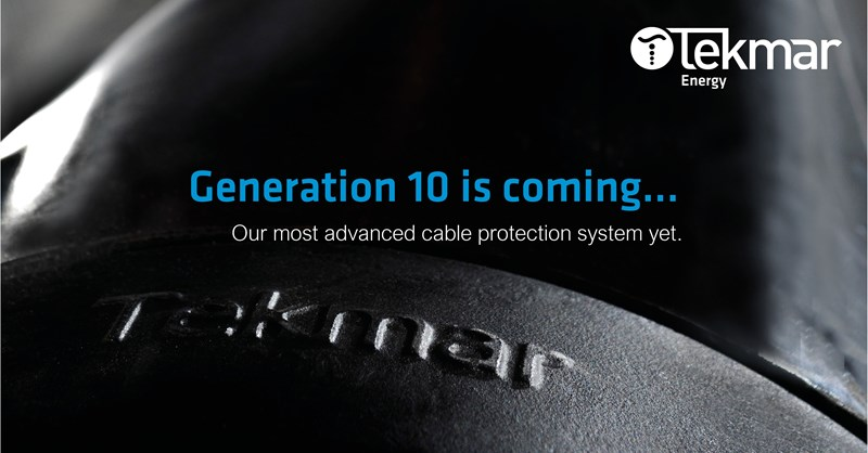 Tekmar Group - Our most advanced cable protection system yet!