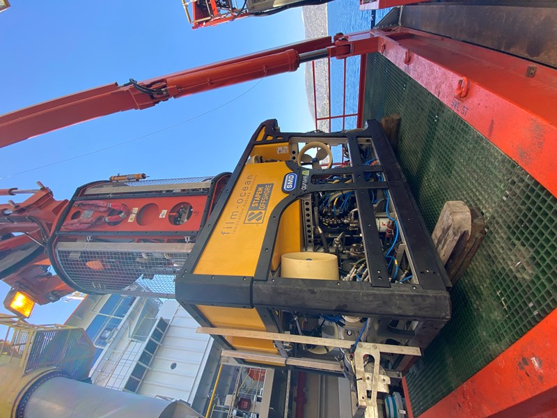 Film-Ocean expands its fleet of ROV with further investment