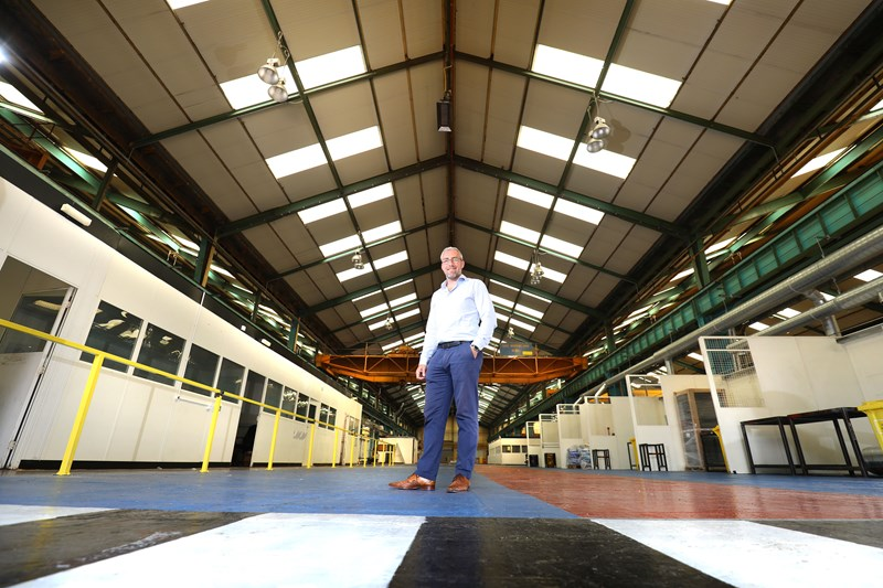 North East engineering company investing in future growth with move to  120,000sq ft CA Parsons Works site in Newcastle