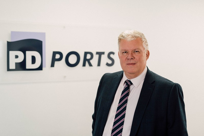 PD Ports - Teesport welcomes new container service from Bilbao