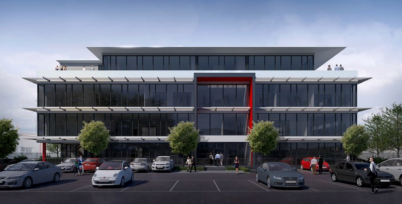 AV Dawson unveils new head office on Port of Middlesbrough