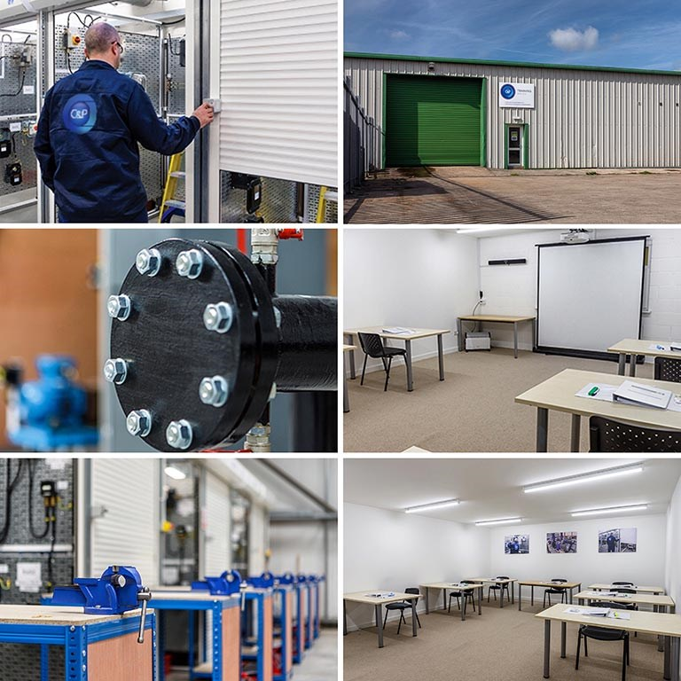 C&P Training Services Opens A Brand New Training Facility