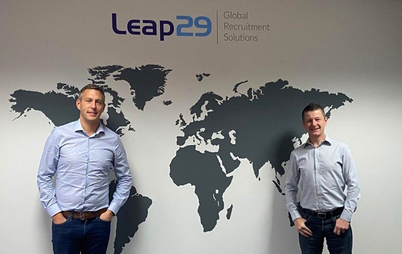 Leap29 appoints Simon Calvert as Business Development Manager