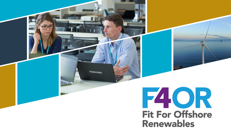 Fit 4 Offshore Renewables: Business Growth Support for North East Companies