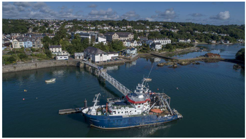 A new joint venture for the Prince Madog
