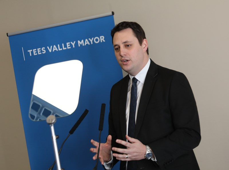 Mayor launches £3Million scheme to boost local skills gaps and grown local firms