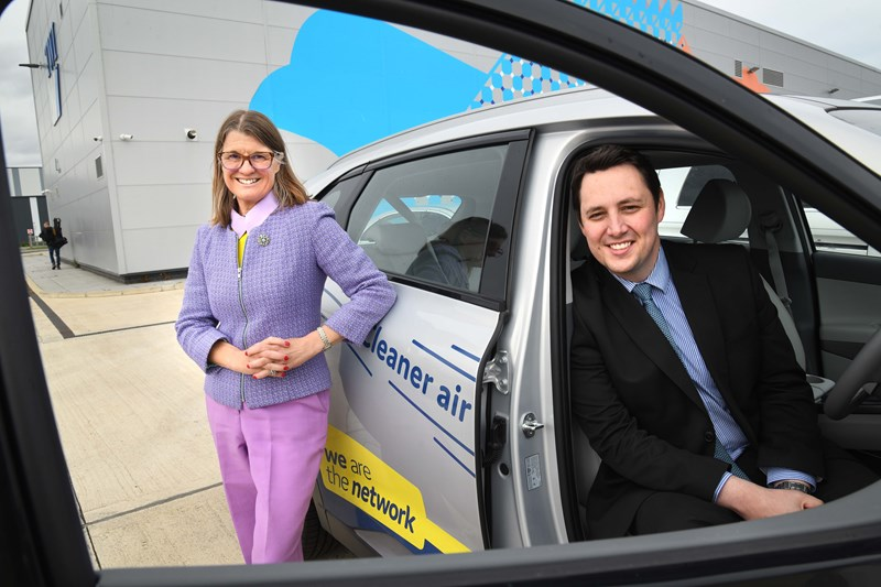 Mayor welcomes £3million funding boost for UK'S first Hydrogen Hub