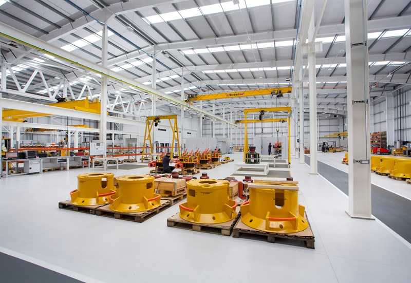 New Multi-Million Pound International Subsea Engineering Facility Opens
