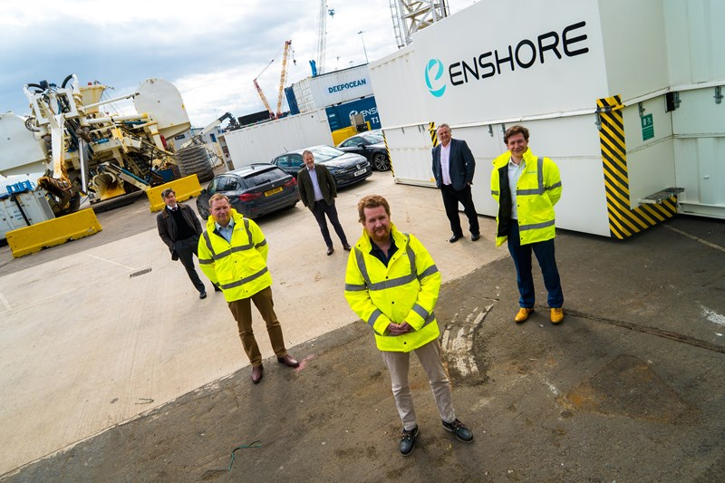 Subsea experts complete acquisition to form new joint venture company with Al Gihaz Contracting